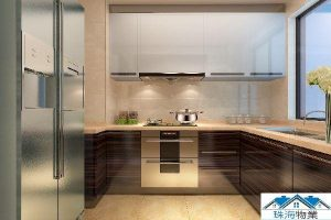 中邦·浪琴灣 kitchen