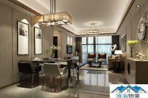 中邦·浪琴灣 livingroom