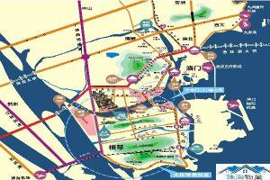 中邦·浪琴灣 map
