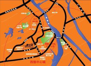 譽名都map