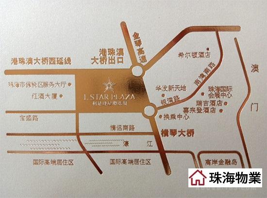 達星際廣場map3