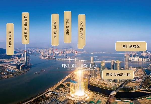 珠江灣際國金融中心